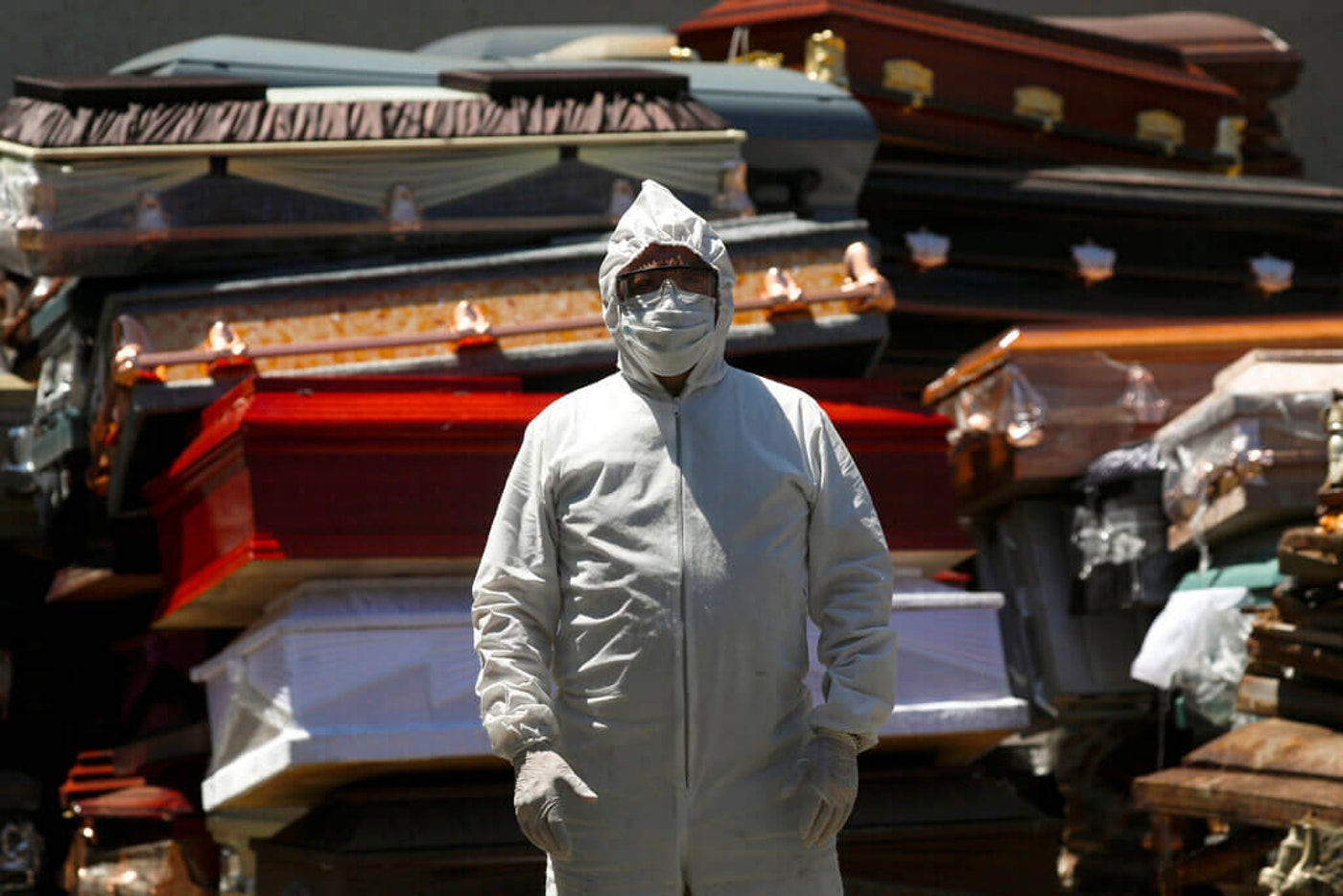 Mexico COVID-19 deaths