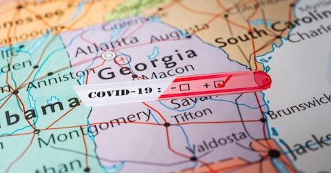Georgia-Coronavirus-Spike