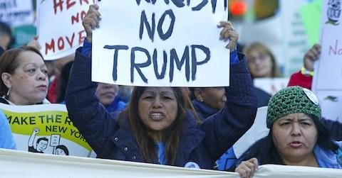 Latinos against Trump