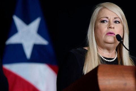 Puerto Rico - Wanda Vazquez