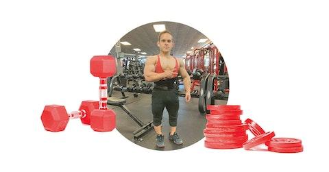 Floricua Héctor Ramos bodybuilder