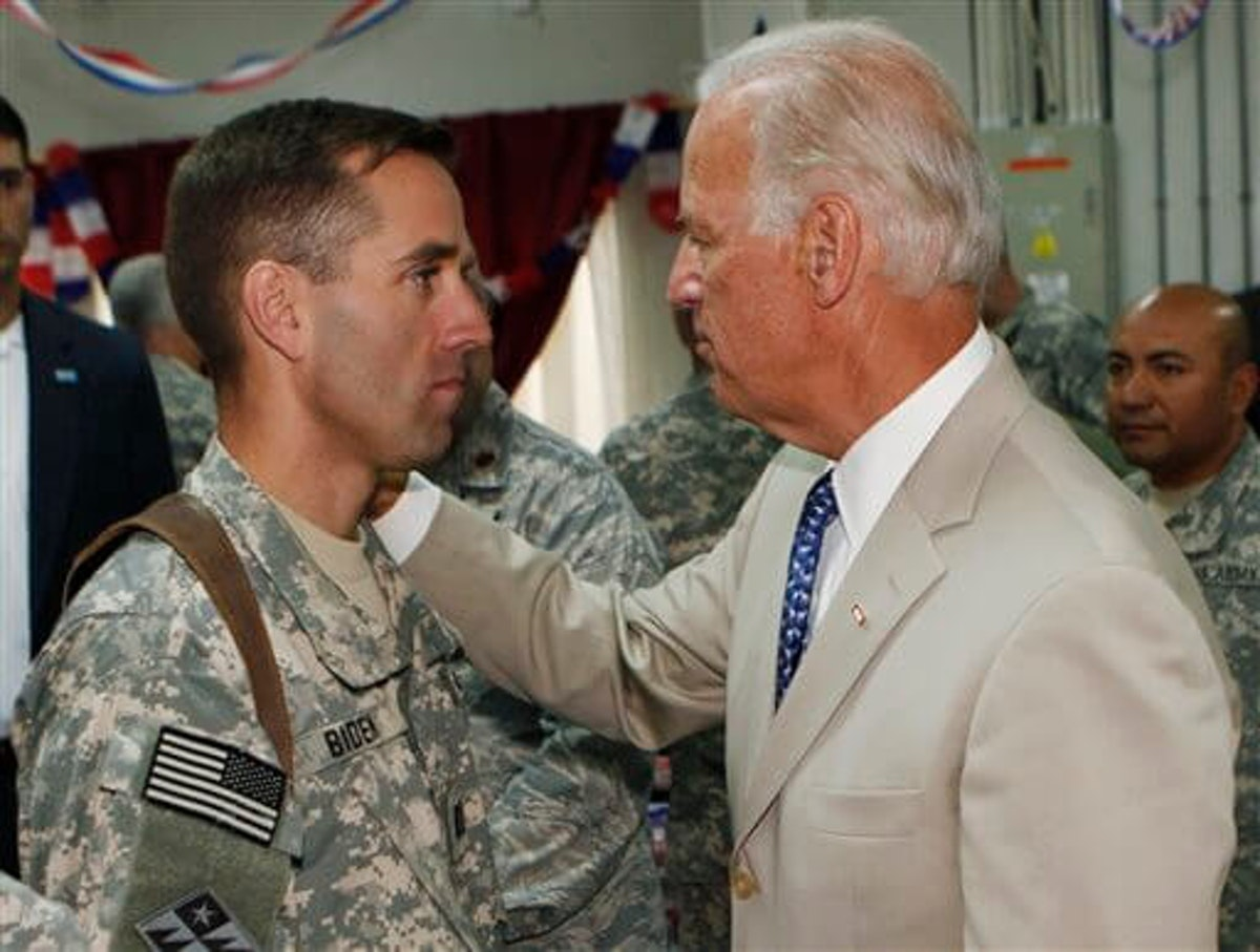 joe biden announces military family plan