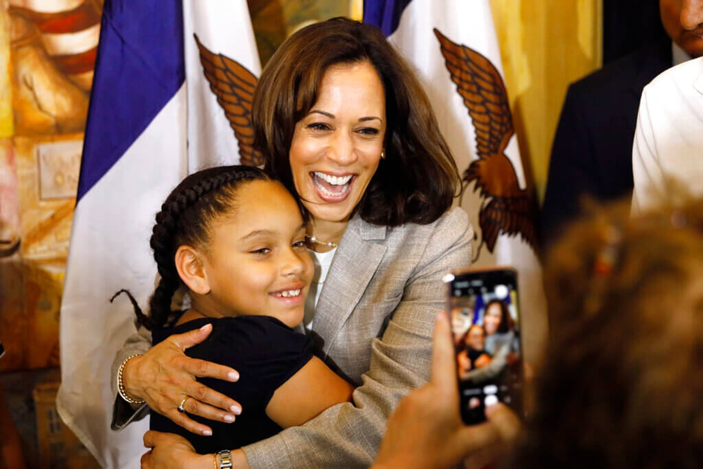 The Reason Kamala Harris Could Help Drive Latino Voters To The Polls