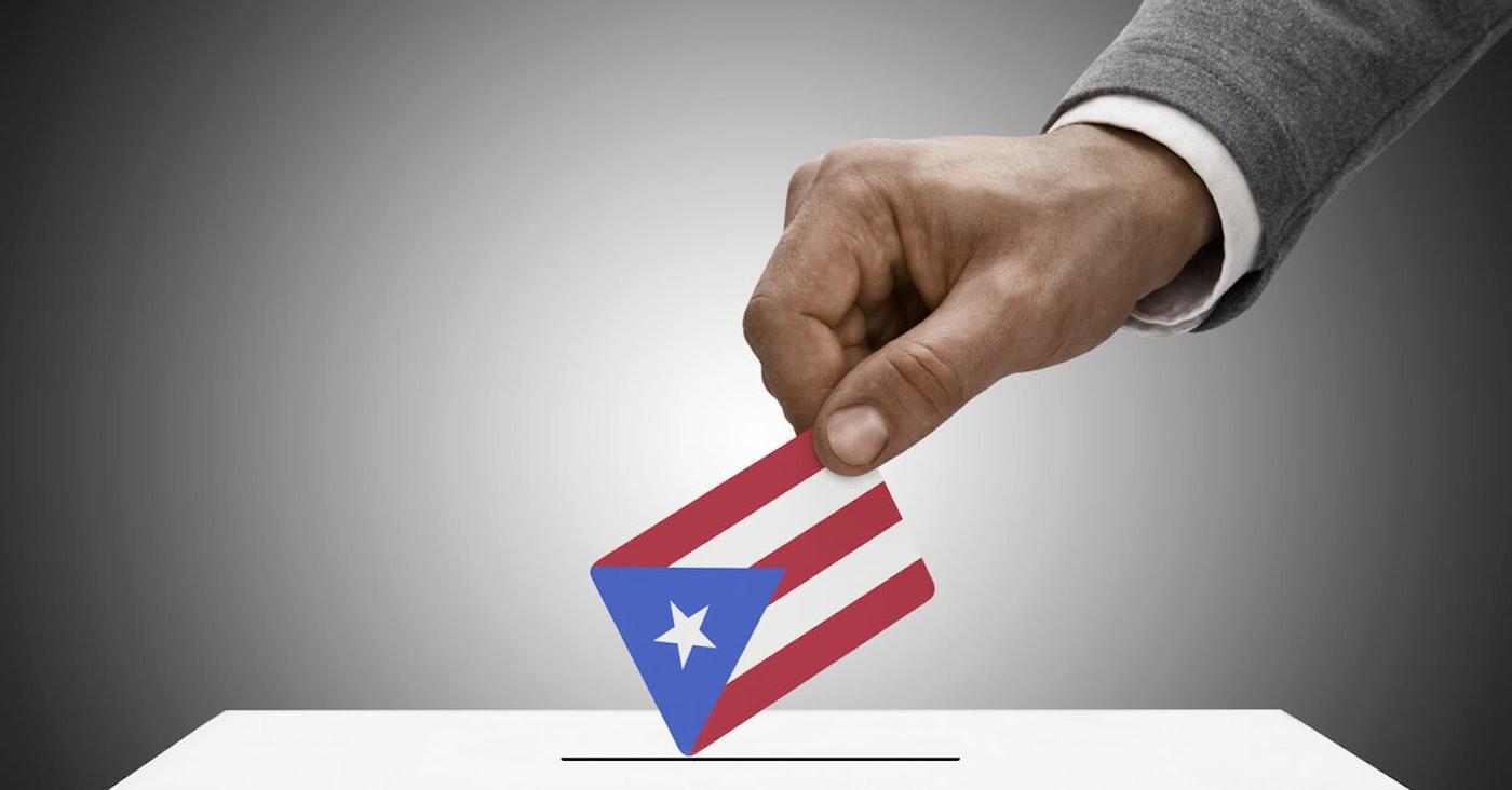 Puerto Rican voter