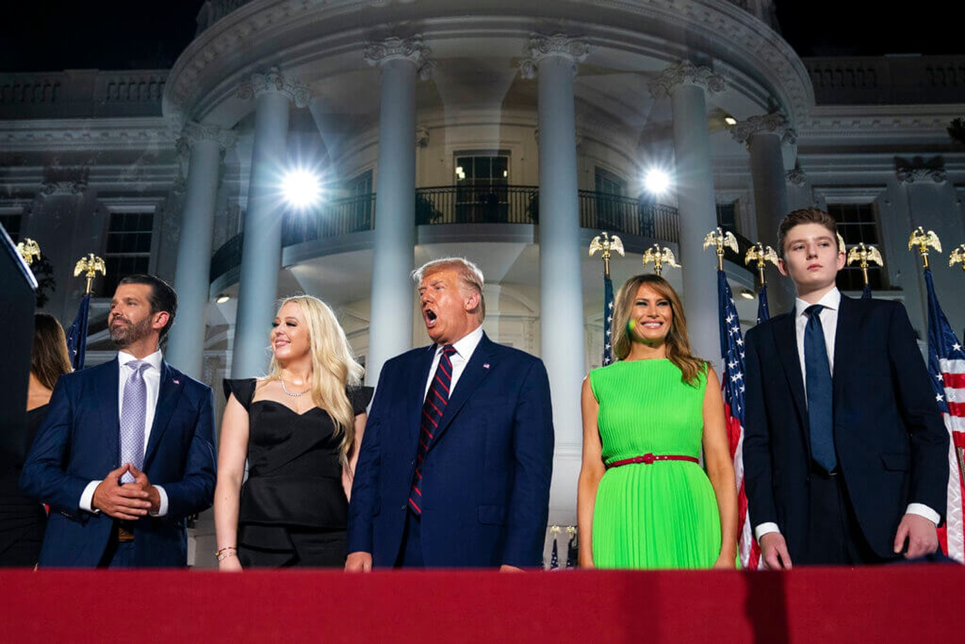 Donald-Trump-RNC-Family