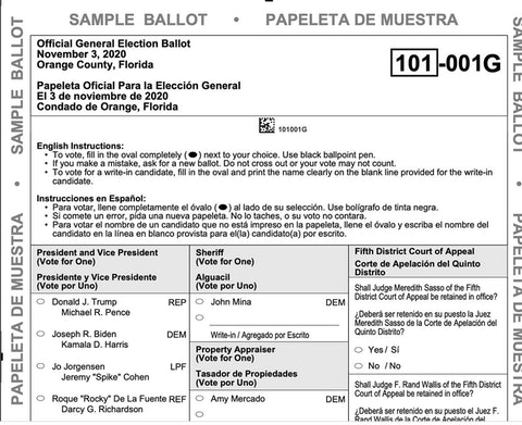 Ballot-Spanish-Florida