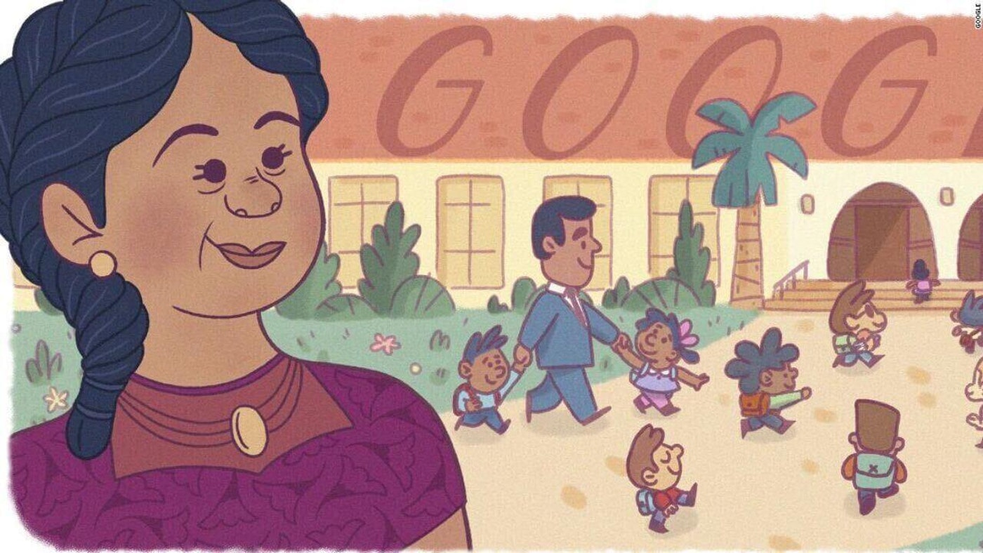 Felicita- Méndez-Doodle