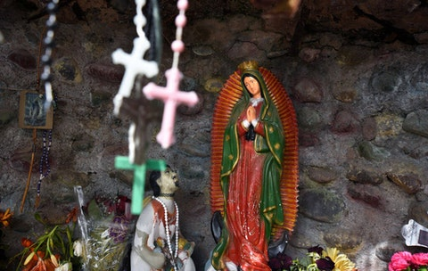 virgin guadalupe pilgrimage canceled