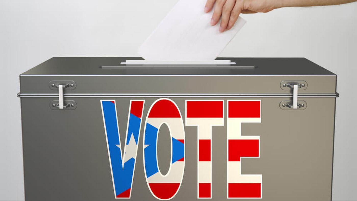 Puerto Ricans-US-Voting