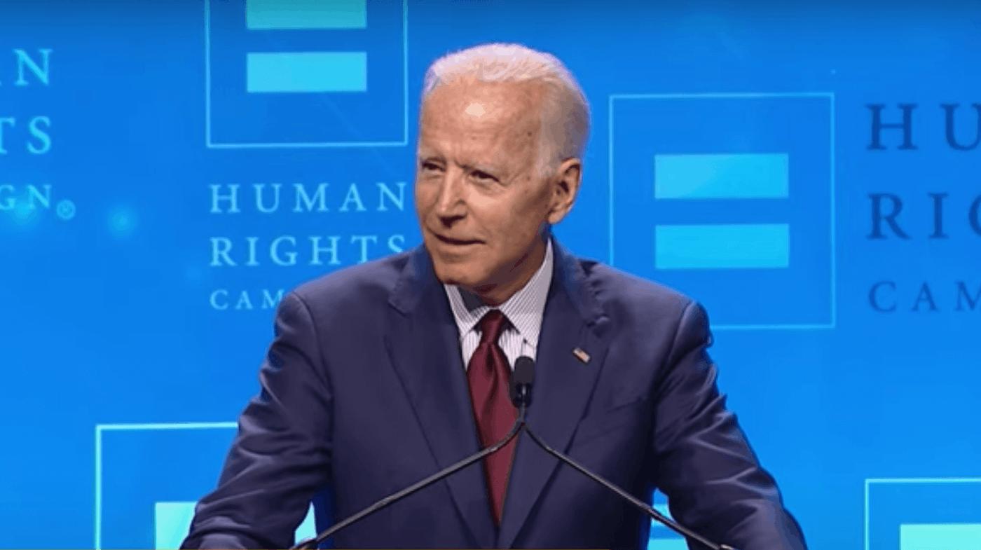 Joe Biden Human Rights Campaign