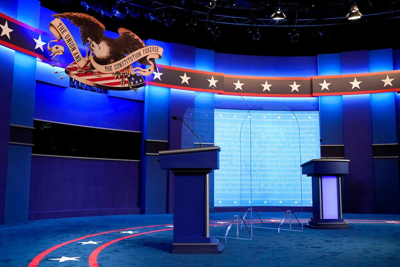 Debate - Presidencial - Final