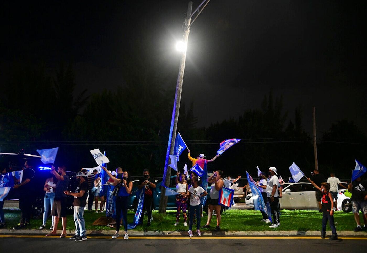 Puerto Rico - General Elections