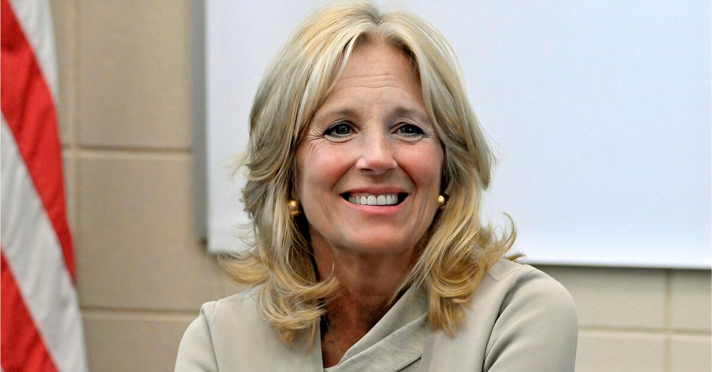 Jill-Biden-Teacher