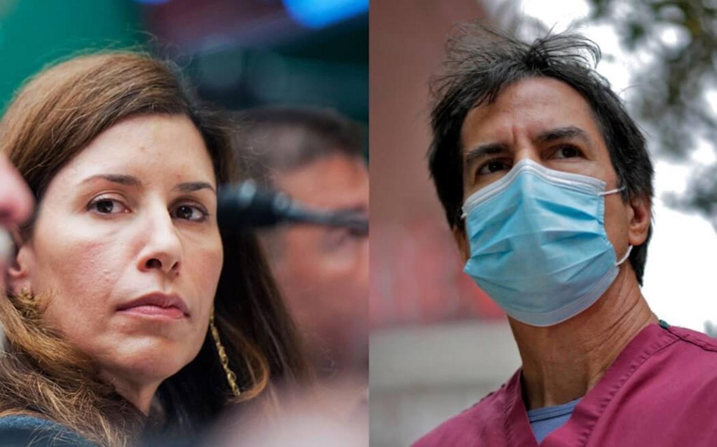 latino doctors biden covid