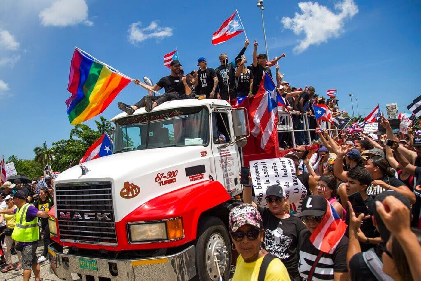 Puerto Rico-Truck-Drivers
