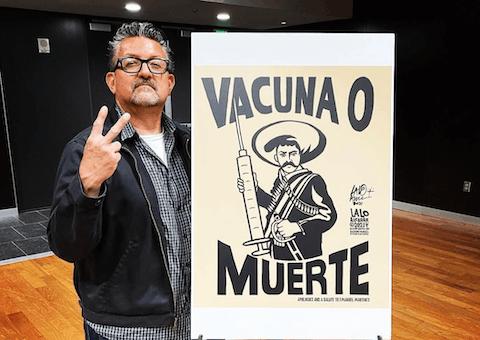 Lalo Alcaraz covid vaccine