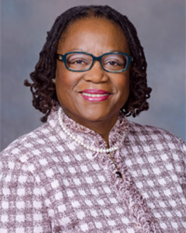 State Senator Mamie Locke