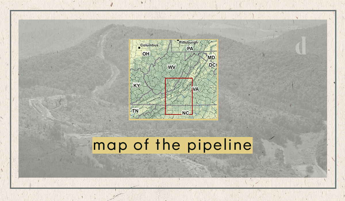 DW Mountain Valley Pipeline