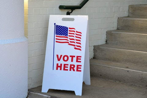 Virginia Residents Come Out to Vote