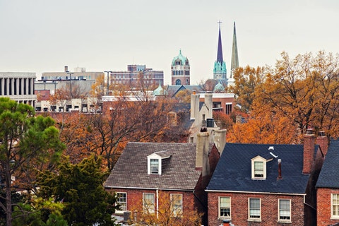 Portsmouth, VA (Image via Shutterstock)