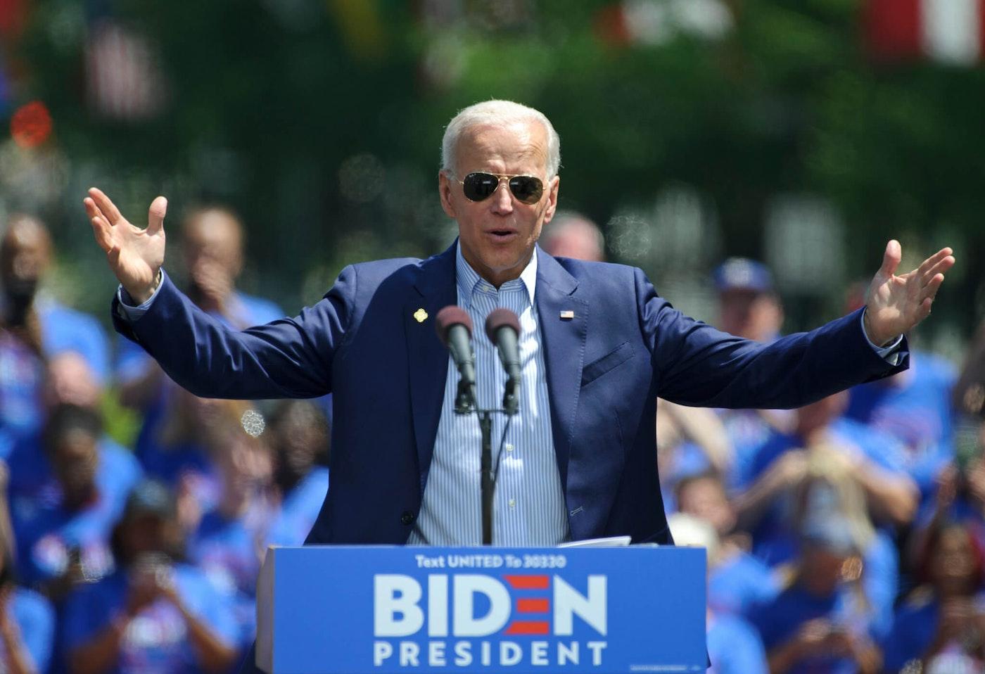 Joe Biden's lead keeps growing in Virginia, according to the latest polling numbers.