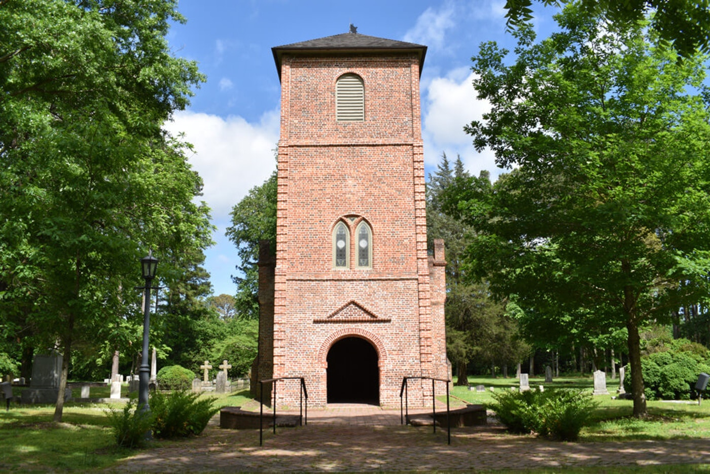 Photo contributed by St. Luke's Historic Church & Museum