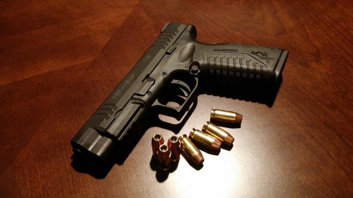 The Richmond City Council approved a gun ban Tuesday night.
