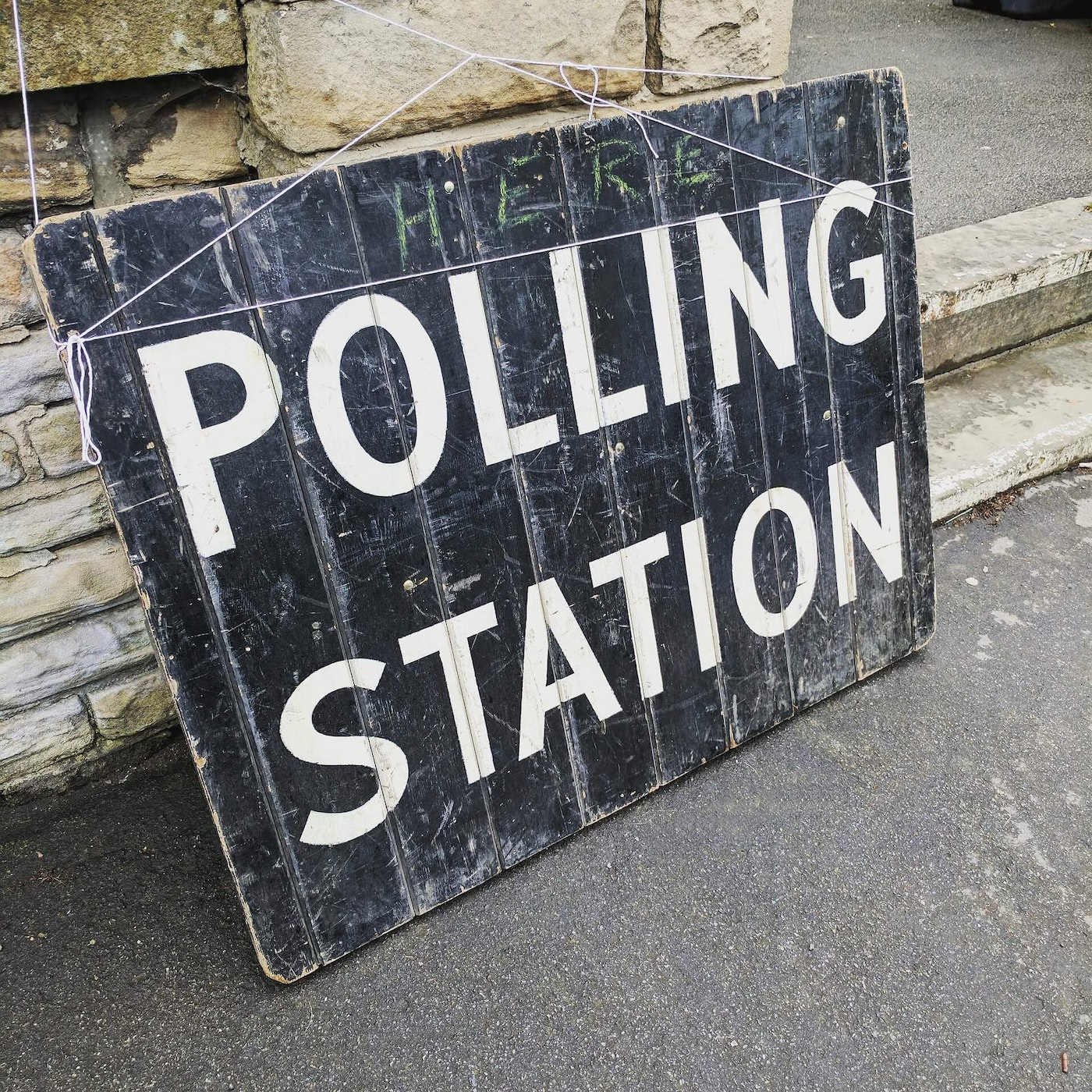 What's Allowed At Polling Places?