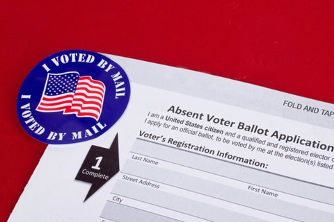 Confusion Over Absentee Ballots