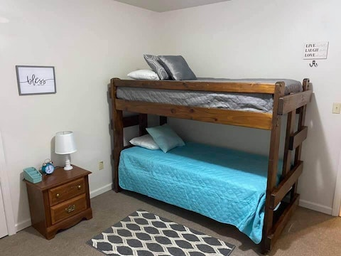 At Magnolia House Ministries, families have hotel-style rooms. Contributed photo.