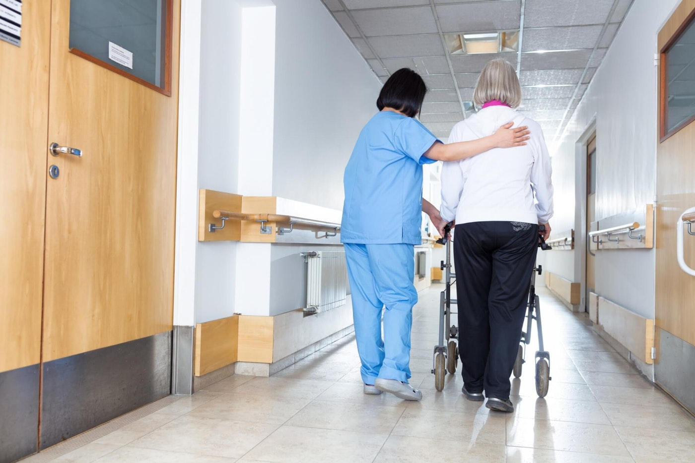 Nursing Home Residents May Soon Get Visits From Family