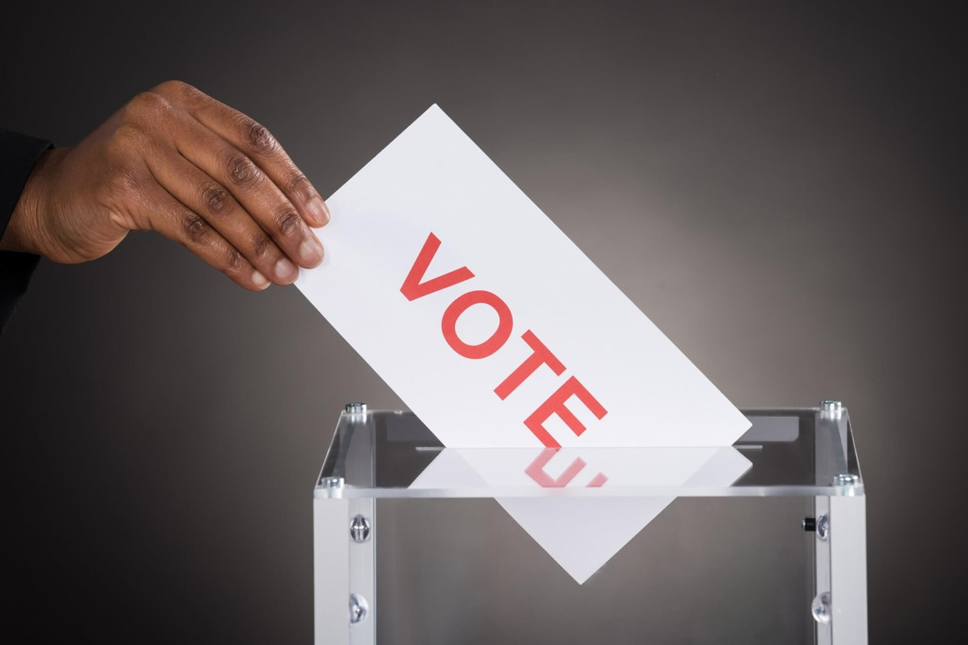 The results will bypass voting machines to confirm the results of the election.