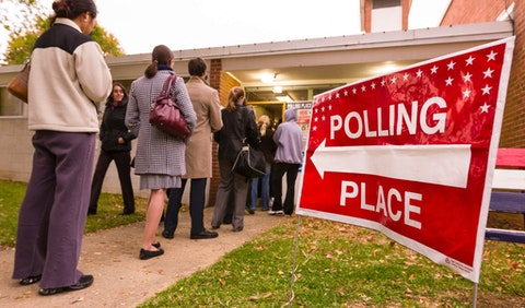 Virginia Election Sees Record Numbers