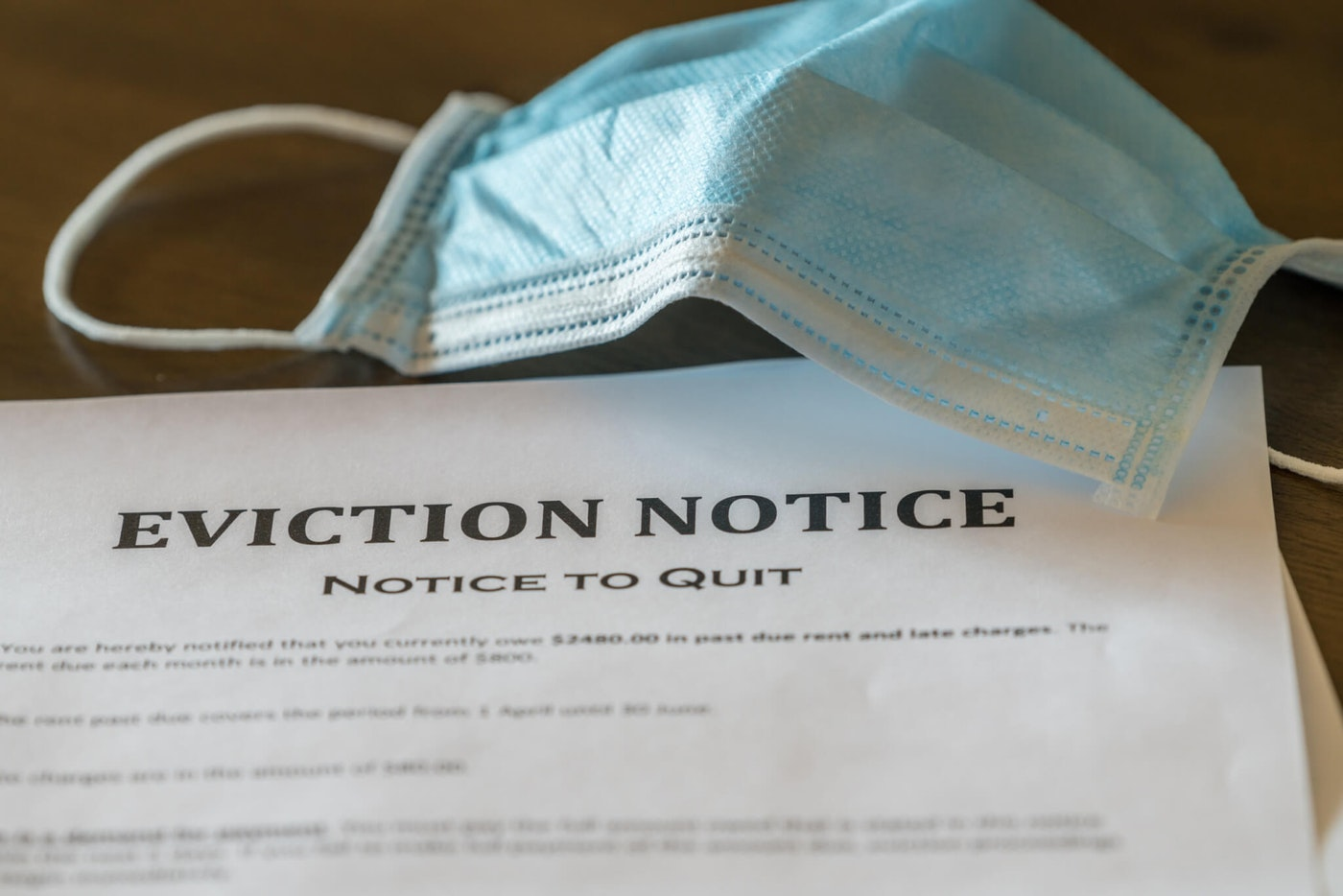 Evictions Set To Explode in Virginia