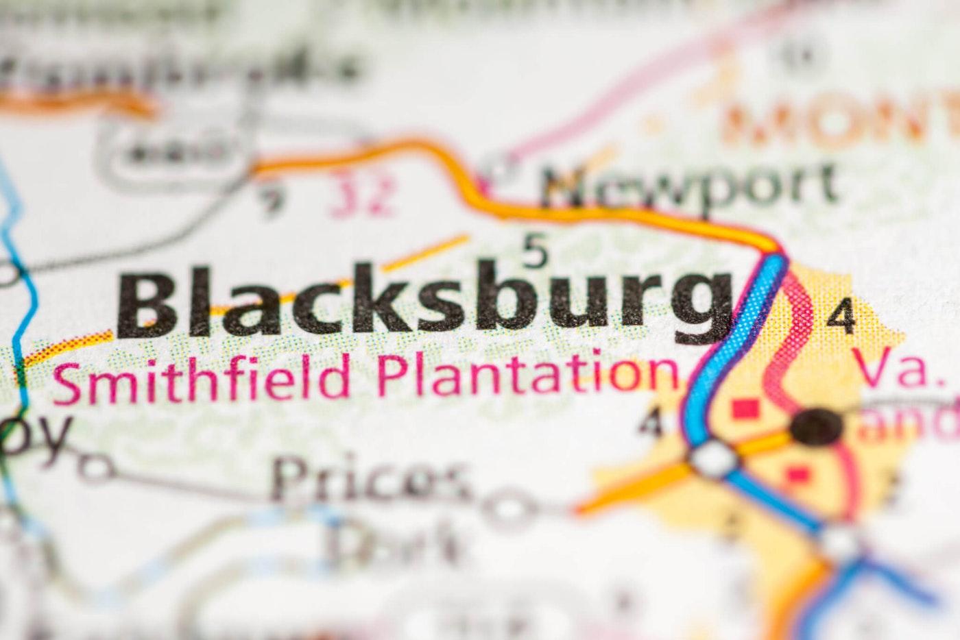 Where Did The Blacksburg Bucks Go?