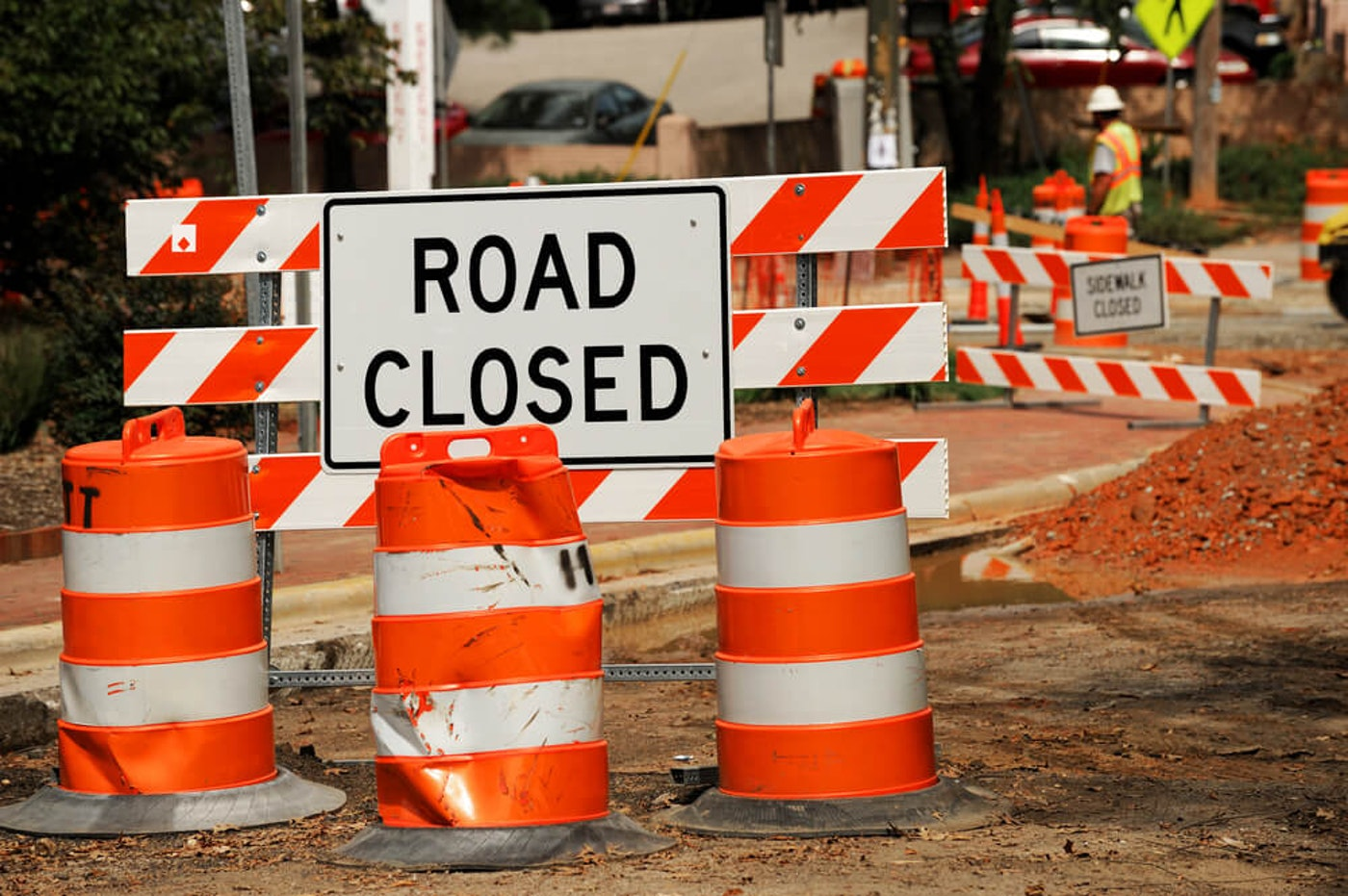 Virginia's Road Budget Got Hit by COVID-19