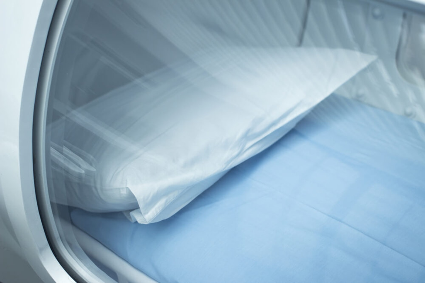 Hyperbaric Oxygen Used to Help PTSD Patients