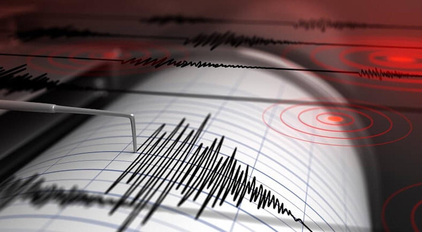 An Earthquake Hits Southwest Virginia