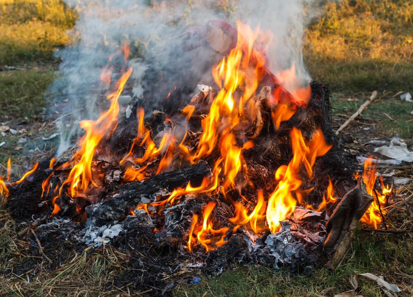 Fire Ban Takes Effect Later This Weekend