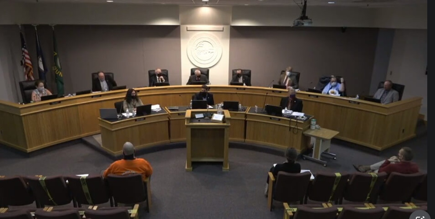 Augusta Supervisors Vote to Raise Taxes