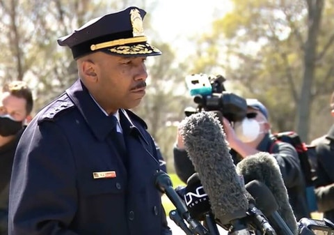 DC Metro Police Chief Robert Conti said his department's homicide division will be taking over the investigation.