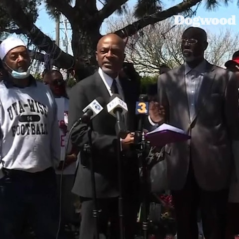 Gary McCollum Speaks at Lynch Family Press Conference