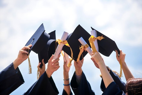 Graduation is Coming
