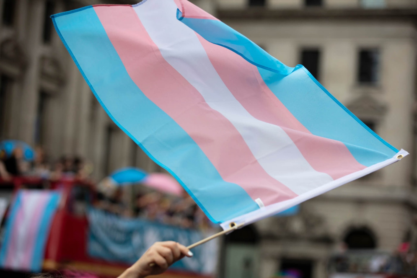 Virginia's department of education is sued over more inclusive policies on the International Day of Transgender Visibility