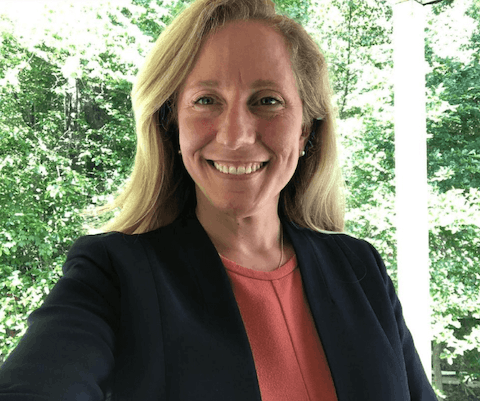 Rep. Abigail Spanberger says she's focusing on clean energy and conservation legislation in Congress
