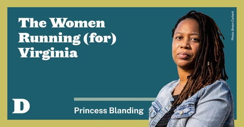 The Women Running for Virginia: Princess Blanding