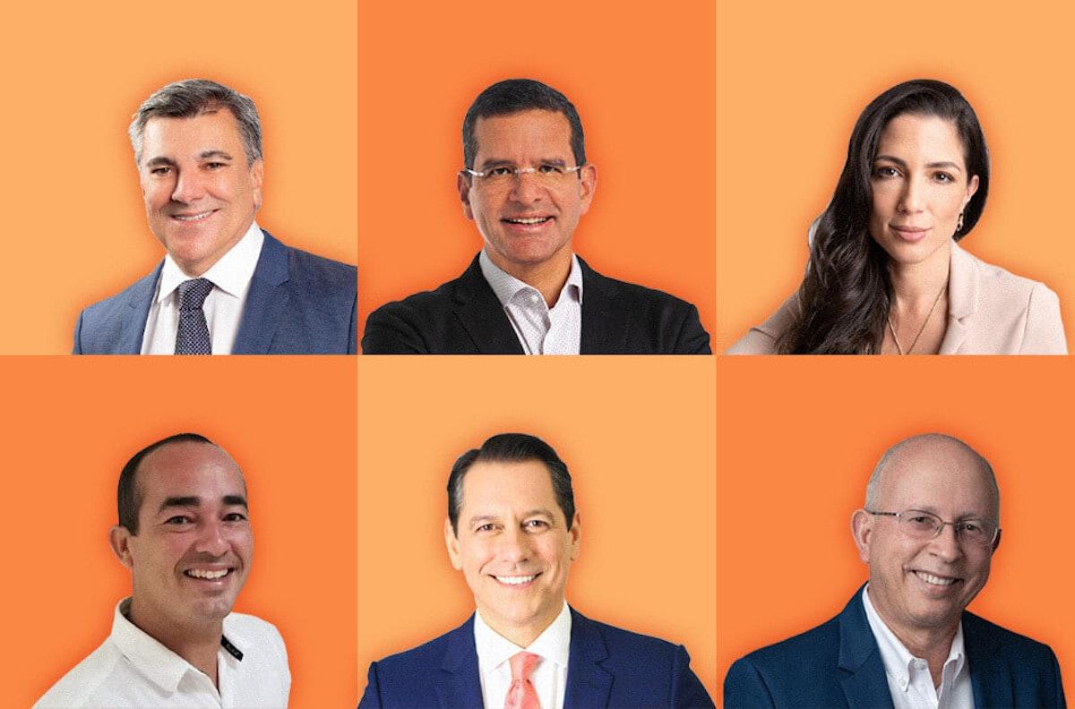 Major Candidate Puerto Rico
