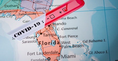 Florida-COVID-19-response