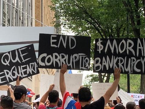 Puerto Rico-Corruption
