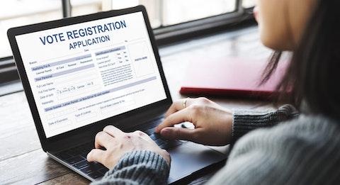 Voter - Registration - Update